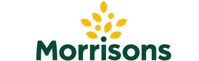 Morrisons logo.
